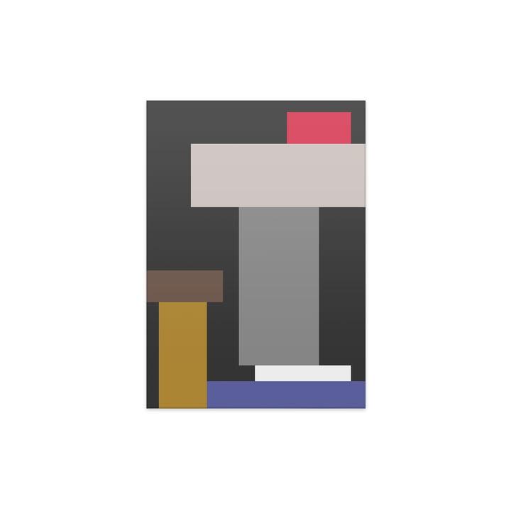 Flying Colours 01 de Paper Collective , A3