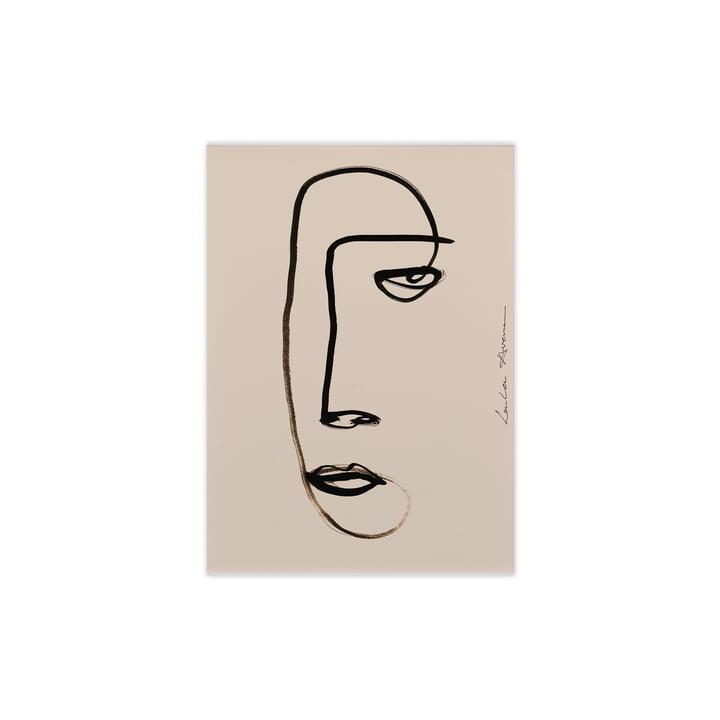 Serious Dreamer de Paper Collective , 30 x 40 cm