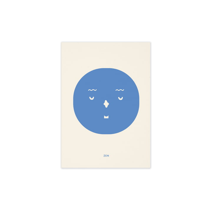 Zen Feeling de Paper Collective , 30 x 40 cm