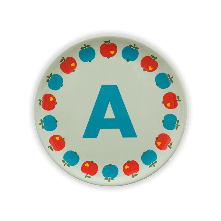 Plaque de mélamine ABC A de byGraziela