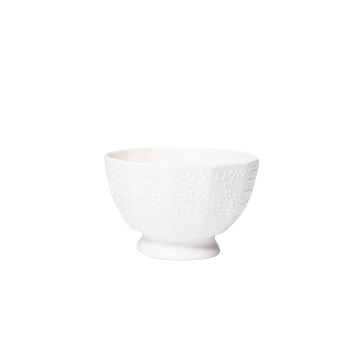 Bols braille petits par Petite Friture Ø 10 x H 6. 5 cm en crème