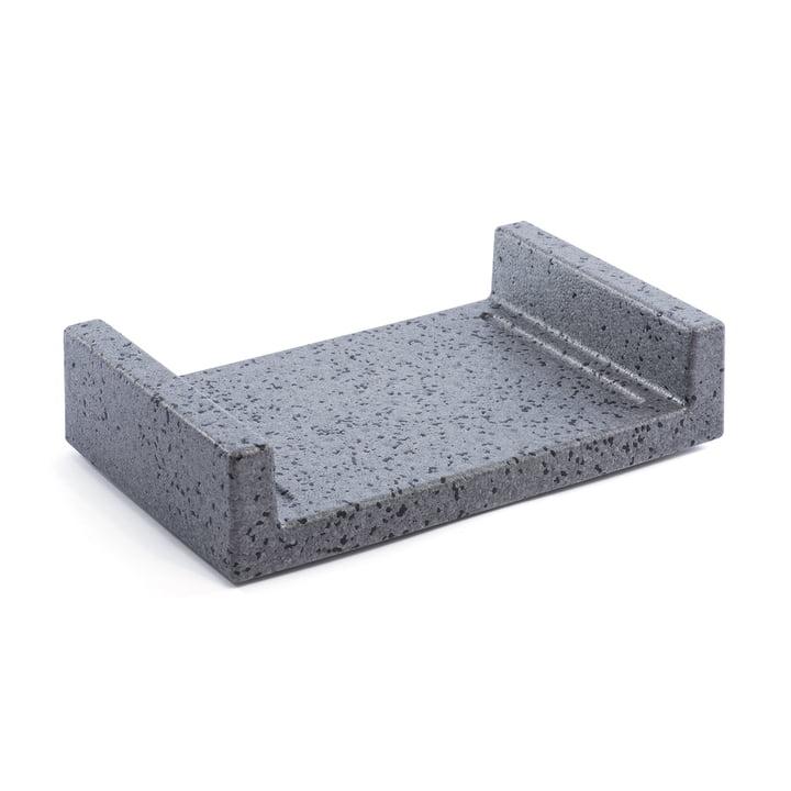 Unité bac à papier de L & Z dans un mélange de cendres