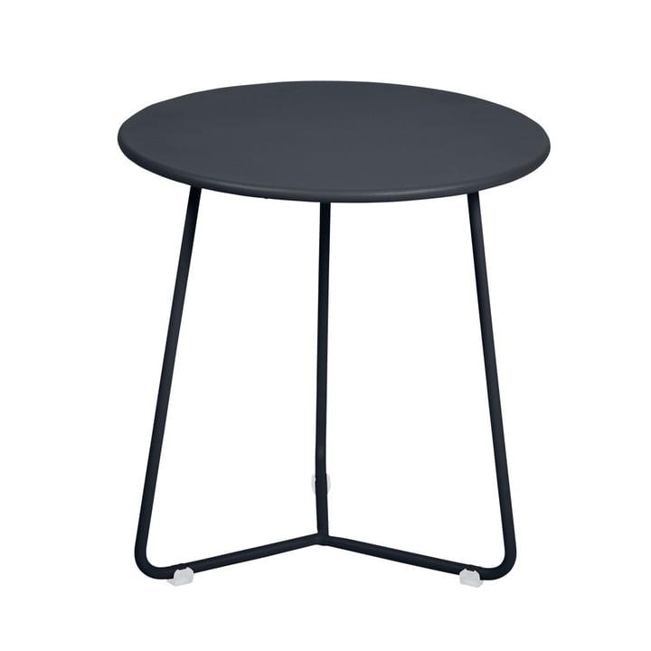 Cocotte Table d'appoint / tabouret Ø 34 cm x H 36 cm de Fermob en anthracite