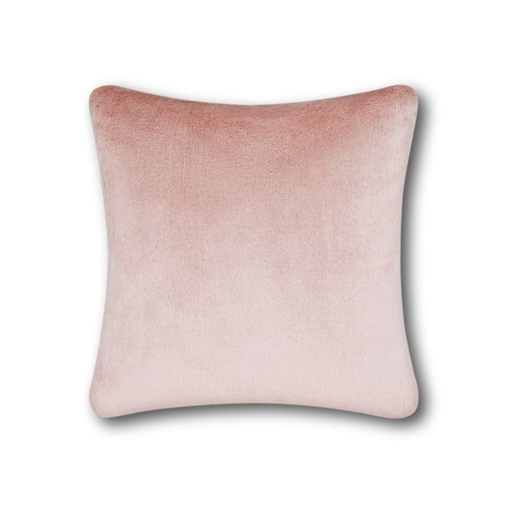 Coussin Soft de Tom Dixon, 43 x 43 cm en rose
