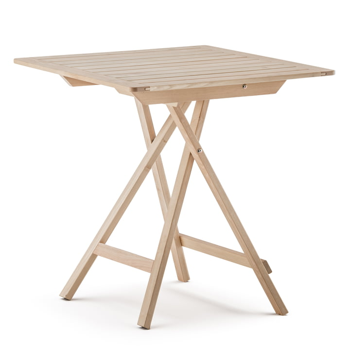Robin 70 Table en bois de Robinia par Fiam