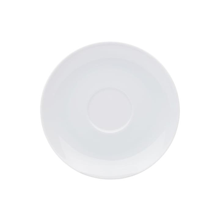 Soucoupe Aronda Ø 15 cm en blanc de Kahla