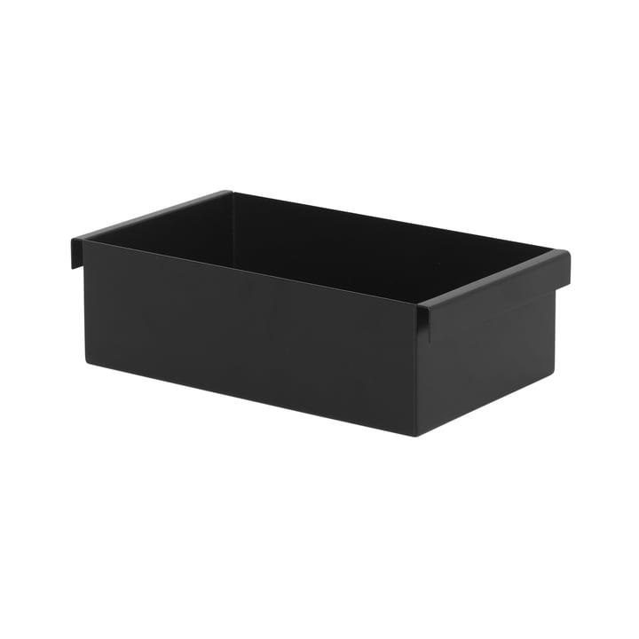 Conteneur / Insert pour bac à plantes en noir de fermentation Living