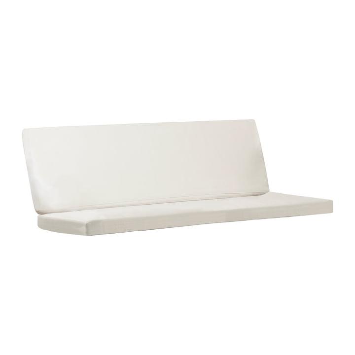 Coussin d'assise pour canapé lounge BK12 de Carl Hansen en toile 5453