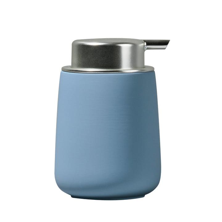 Distributeur de savon Nova de Zone Danemark dans le brouillard bleu