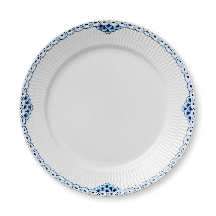 Assiette de princesse plate Ø 27 cm du Royal Copenhagen