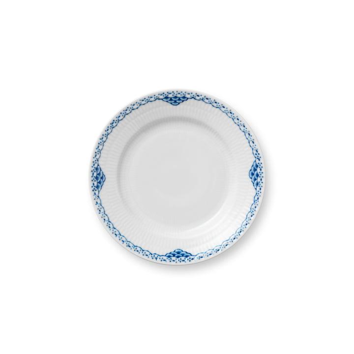 Assiette de princesse plate Ø 17 cm du Royal Copenhagen