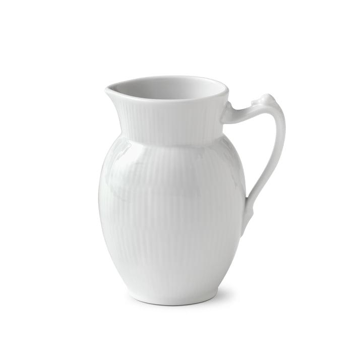 Pot à côtes blanches 38 cl du Royal Copenhagen