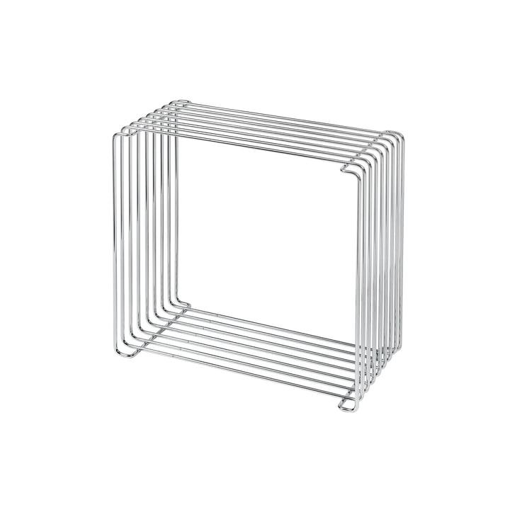 Panton Wire 18,8 cm de Montana en chrome
