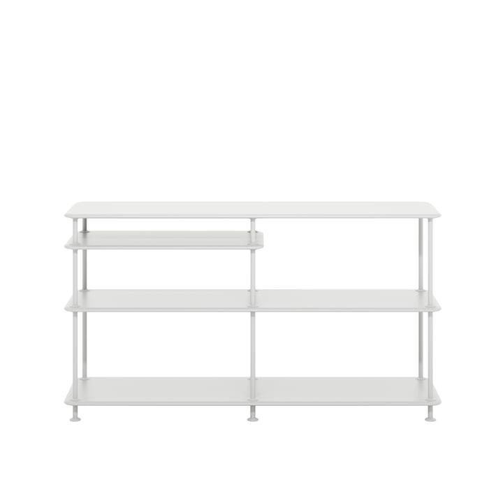 Système d'étagères gratuit avec clipboard 220100 de Montana en blanc neuf