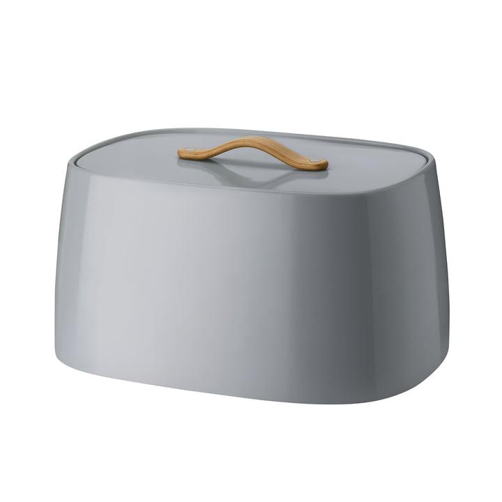 Boîte à pain Emma de Stelton en gris