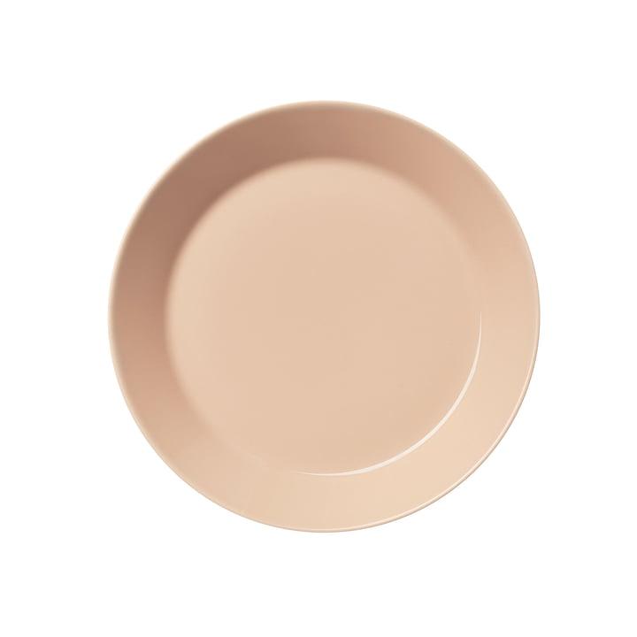 Assiette à thé plate Ø 21 cm d'Iittala en poudre
