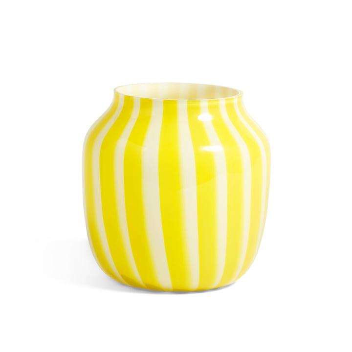 Vase à jus Ø 22 x H 22 cm à partir de Foin en jaune