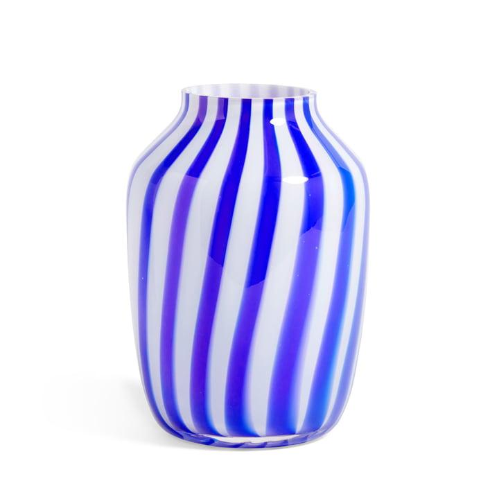 Vase à jus Ø 20 x H 28 cm à partir de Foin en bleu