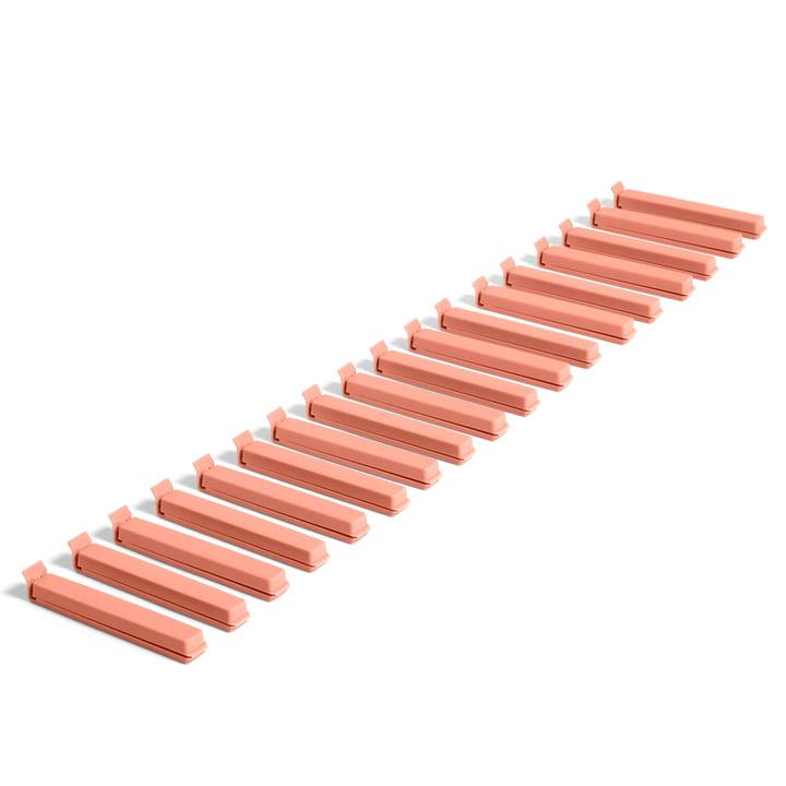 Paquet Clip (18 pcs.) par Foin en corail