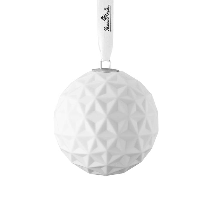 Boule de neige en porcelaine motif 2 de Rosenthal
