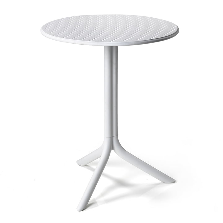 La table Step en blanc de Nardi