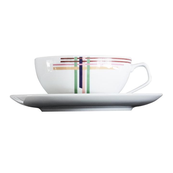 TAC Rythme de tasse à thé (2 pcs.) par Rosenthal