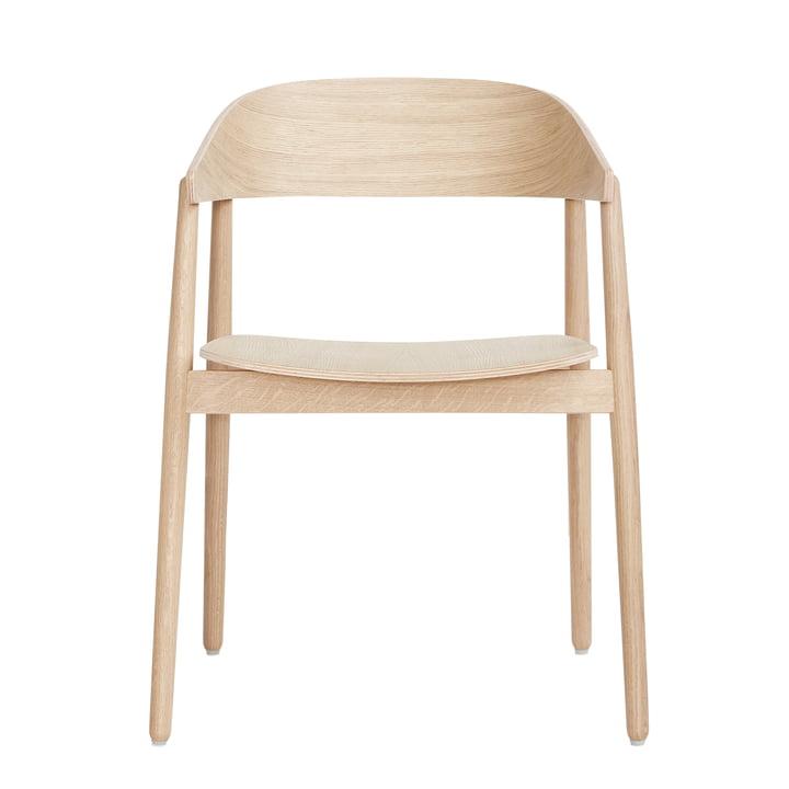 AC2 chaise par Andersen Meubles en chêne savonné