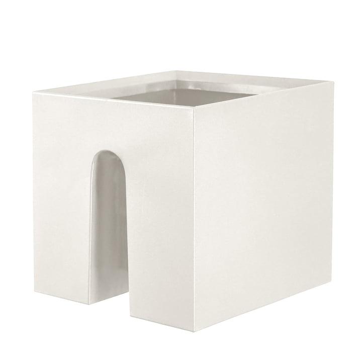 Cutting Cube de rephorm en blanc