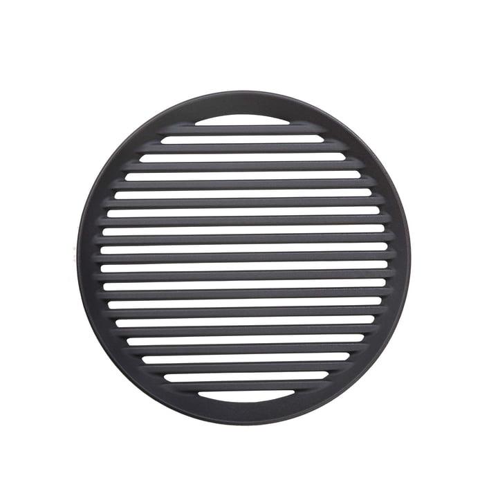 Grille en fonte pour grille Forno Ø 32 cm de Morsø en noir