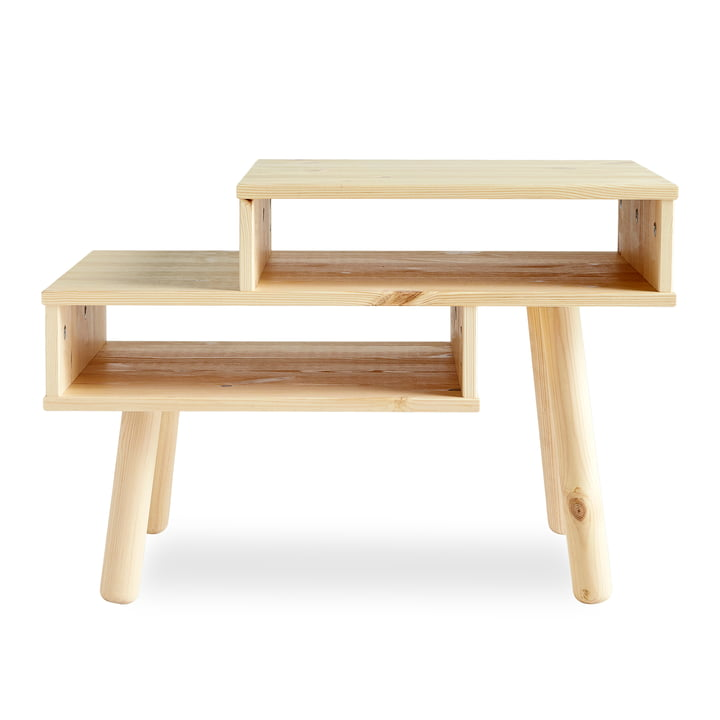 Table basse Hako en nature par Karup Design