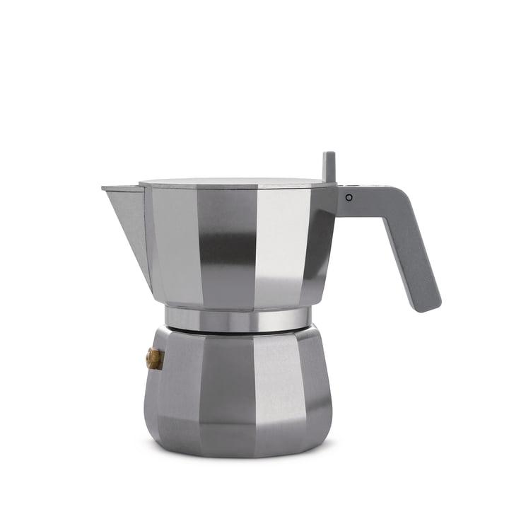 Machine à espresso Moka pour 3 tasses d'Alessi