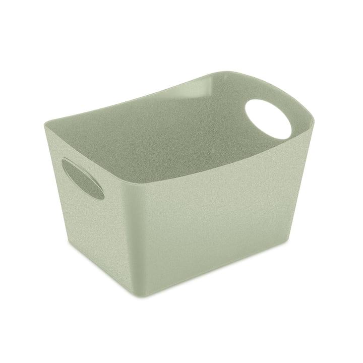 Boxxx S Boîte de rangement en vert biologique par Koziol