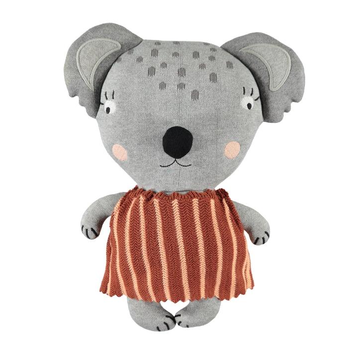 Peluche tricotée Mami Koala par OYOY