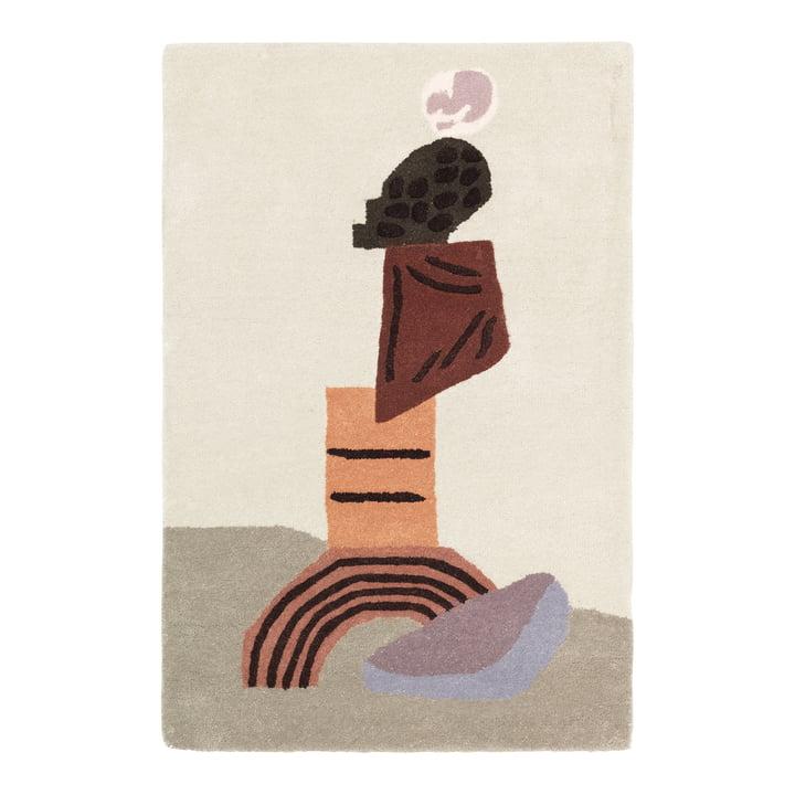 Rencontre avec la tapisserie 70 x 110 cm de ferm Living