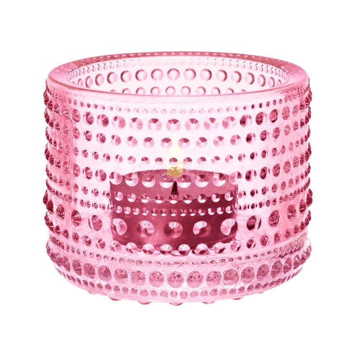 Kastehelmi Votive 64 mm de Iittala dans le rose clair