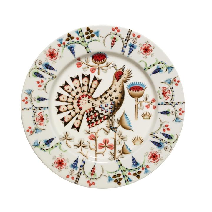 Assiette Taika Siimes plate Ø 22 cm, multicolore d'Iittala