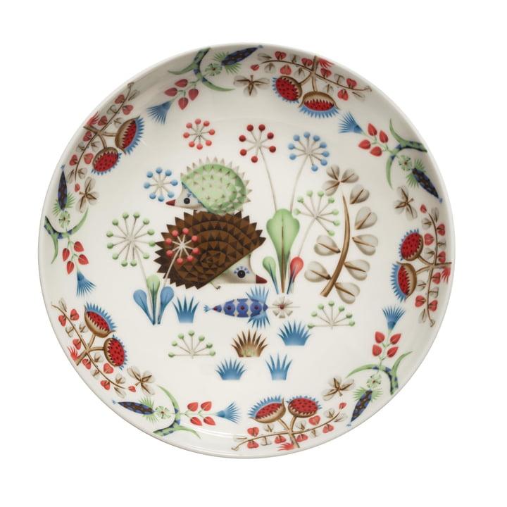 Bol/assiette Taika Siimes Ø 20 cm profond, multicolore d'Iittala