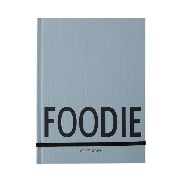 Livre de recettes gastronomiques par Design Letters