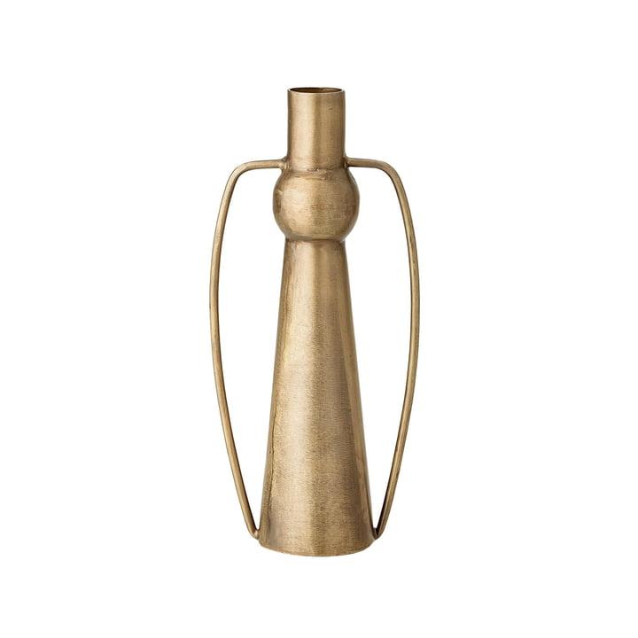 Vase à anses H 20 cm de Bloomingville en laiton
