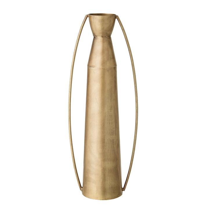 Vase avec anses H 31 cm de Bloomingville en laiton