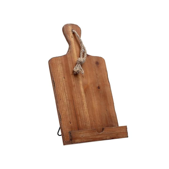 Porte-livre de cuisine de Bloomingville en bois d'acacia de Bloomingville