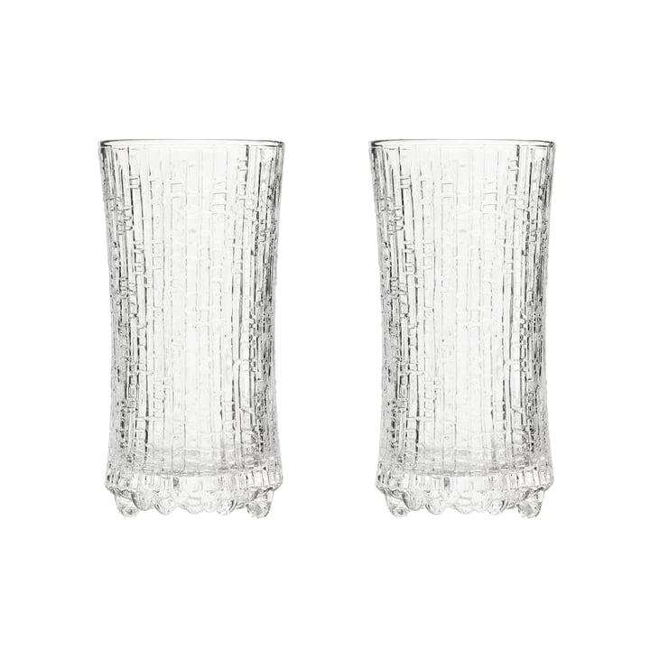 Verre à champagne Ultima Thule 18 cl (set de 2) de Iittala