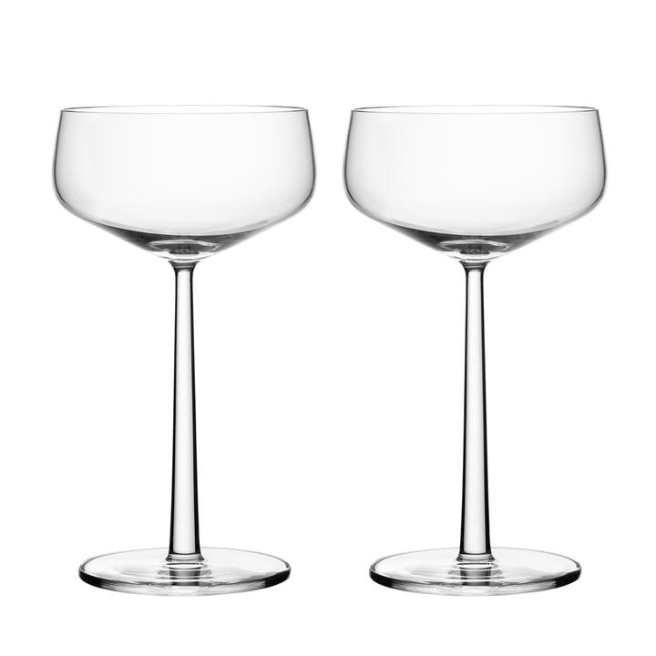 Verre à champagne essence 31 cl (set de 2) d'Iittala