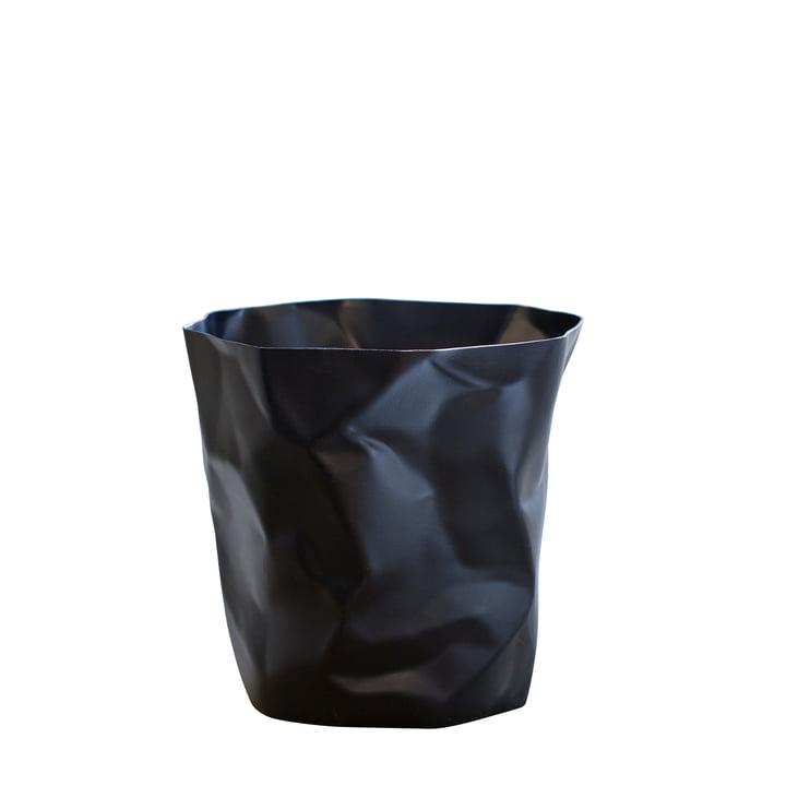 Mini poubelle d'essey en noir