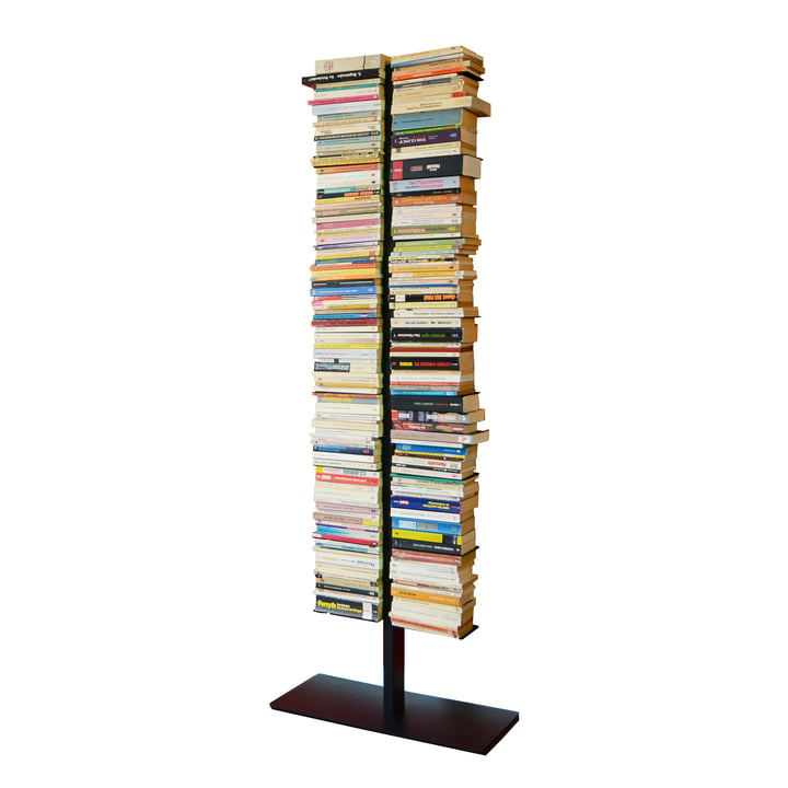 Booksbaum I stand version large par Radius Design en noir