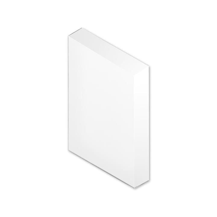 Miroir à facettes S 20 x 40 cm de Puik en argent