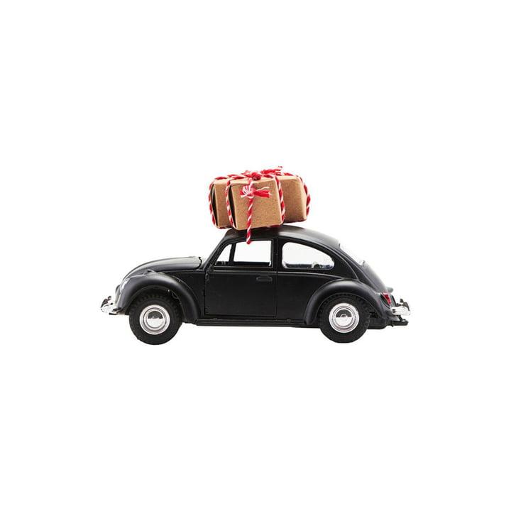 Xmas Cars Deco Cars 8,5 cm par House Doctor en noir