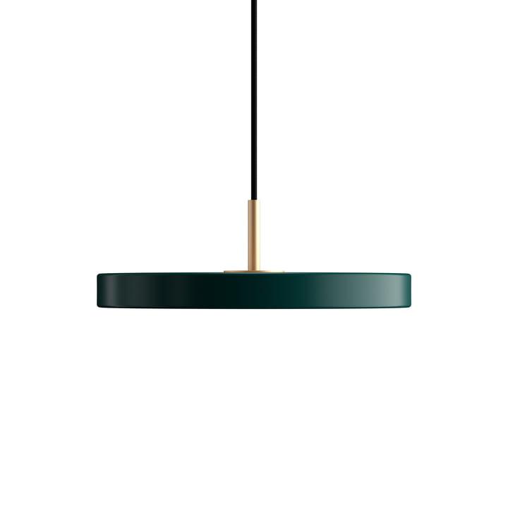 Asteria Mini lampe pendante à LED Umage dans la forêt