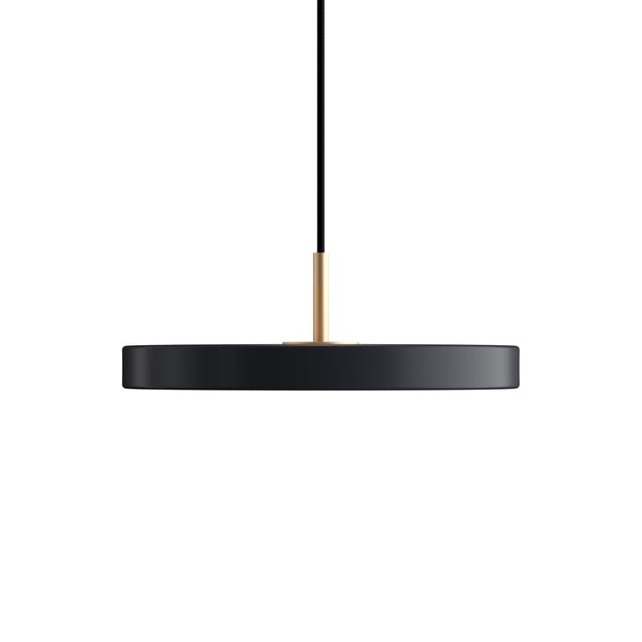 Asteria Mini lampe pendante à LED Umage en anthracite
