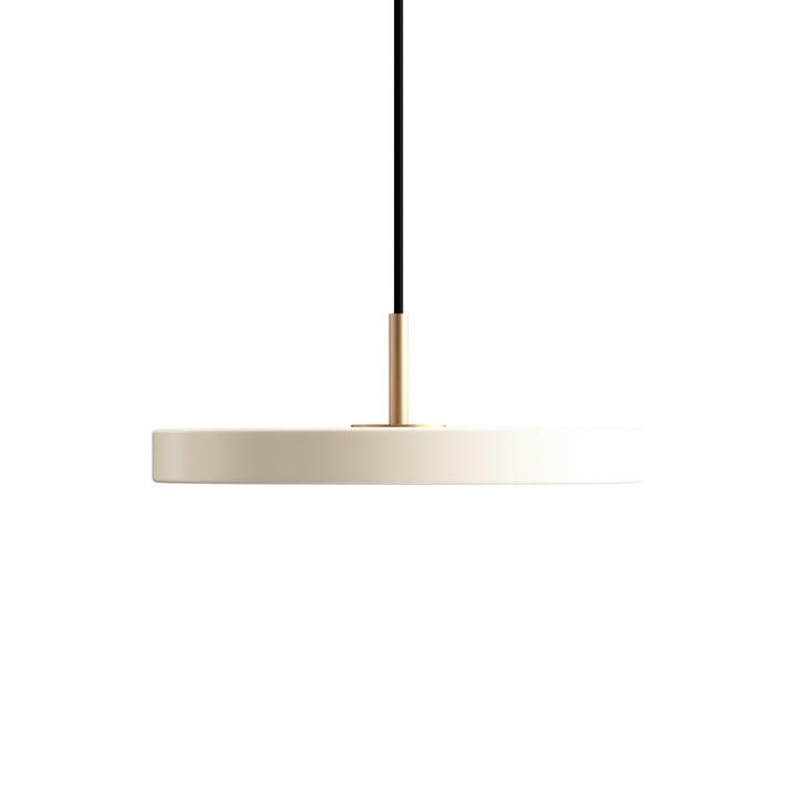 Asteria Mini lampe pendante LED par Umage en perle